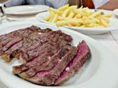 Restaurante El Buey, comer en Madrid, salir en Madrid, carne, Octavio San José, gastronomía de calidad, experiencia gastronómica, carne gallega, parrilla, tartas caseras, steak tartar, maridaje, maridaje gourmet, maridaje gourmet y más