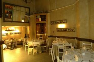 Interior Trattoria SantArcangelo, restaurante, Madrid, italiano, Italia, restaurante Italiano, menu Halloween, cocina tradicional italiana, maridaje, maridaje gourmet, maridaje gourmet y mas