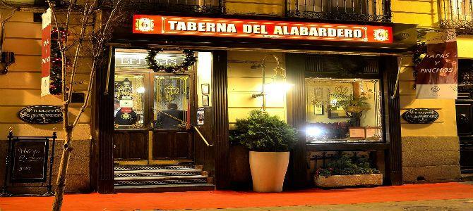 Taberna del Alabardero, Madrid, restaurante, salir por Madrid, Comer en madrid, Don Luis Lezama, libro La cocina del Alabardero 50 años, 50 recetas, menu especial, Grupo Lezama, maridaje, maridaje gourmet, maridaje gourmet y más