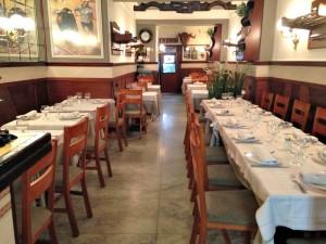 Salón El Buey, comer en Madrid, salir en Madrid, carne, Octavio San José, gastronomía de calidad, experiencia gastronómica, carne gallega, parrilla, tartas caseras, steak tartar, maridaje, maridaje gourmet, maridaje gourmet y más