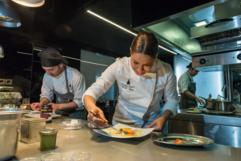 restaurante Club Allard, dos estrellas Michelin, Sexta posición Tripadvisor, chef María Marte, internautas, bodega, ambiente, servicio, relación calidad precio propuesta culinaria, cocina, experiencia culinaria, Madrid, maridaje gourmet y mas, maridaje gourmet, maridaje