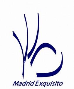 logotipo madrid exquisito, logo, Madrid exquisito, restaurantes, maridaje gourmet y mas, maridaje gourmet, maridaje, ONG Mensajeros de la Paz, menu degustación