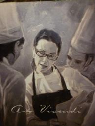 chef restaurante Ars Vivendi, Madrdi, restaurante, gastronomía italiana, italiano, italia, cocina de autor, pasta, maridaje gourmet y mas, maridaje gourmet, maridaje