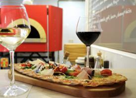 Pizza Trattoria Manzoni, restaurante italiano Madrid, trattoria, pizza, cocina tradicional italiana, Don Lisander, maridaje gourmet y mas, maridaje