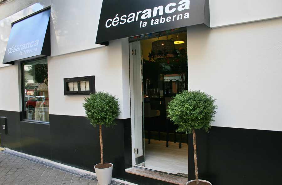 Taberna de Cesar Anca, restaurante, Madrid, maridaje gourmet y mas, maridaje gourmet, maridaje, potaje, plato del dia
