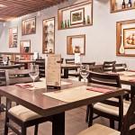 Restaurante La Galea, cocina tradicional vasco-navarra en Madrid, pintxos fríos y calientes, pinchos, tapas, tapear en madrid, comer en Madrid, salir por Madrid, pintxos de txaca del norte con huevo rallado, foie con manzana asada, huevo con jamón, salmón y gamba, pastel de cabracho, Roberto Canseco Pagés, maridaje, maridar, maridaje gourmet, maridaje gourmet y más