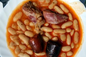 Habones de sanabria maridaje gourmet y m s for Cocinar oreja de cerdo