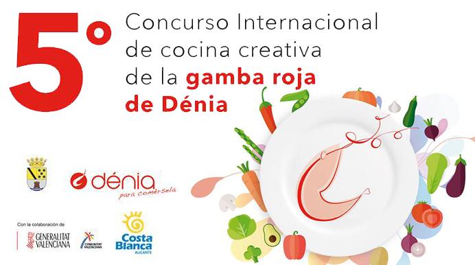 Concurso gamba roja de d nia maridaje gourmet y m s - Carteles de cocina ...