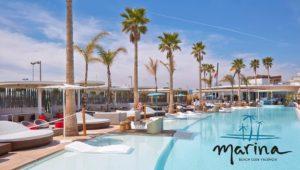 Marina Beach Club caracter valenciano