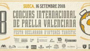 58 edición Paella Valenciana  Sueca
