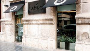 Restaurante Lienzo Valencia Nuevo Menú